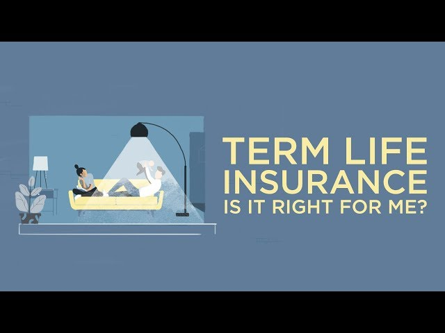 Is term life insurance right for me?