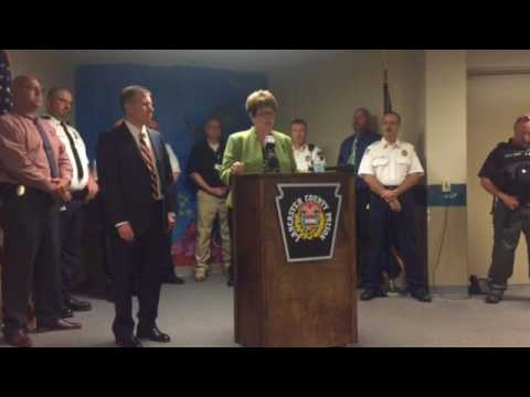 Lancaster County Prison security policy changes