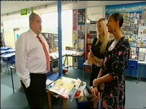 WELWYN GARDEN CITY - Alesha Dixon at Monks Walk School