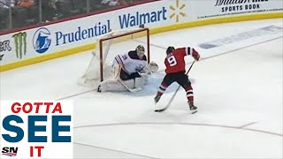 GOTTA SEE IT: Edmonton Oilers And New Jersey Devils Full Overtime