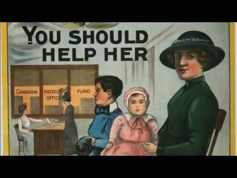 Decoding Canadian First World War Posters