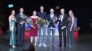 Nadine Visser en Nicholas Heiner uitgeroepen tot Westfriese sporthelden