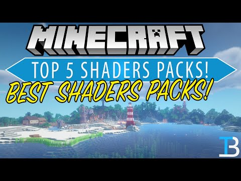 Minecraft Best Shaders 2020 Top 5 Minecraft Shaders Packs (Best Shaders Packs of 2019!)   YouTube