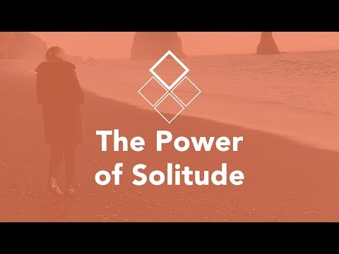 The Power of Solitude - Bruce Downes The Catholic Guy