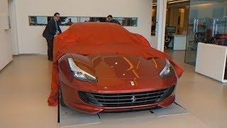 Vine a Inglaterra a Recoger un Ferrari! | Salomondrin