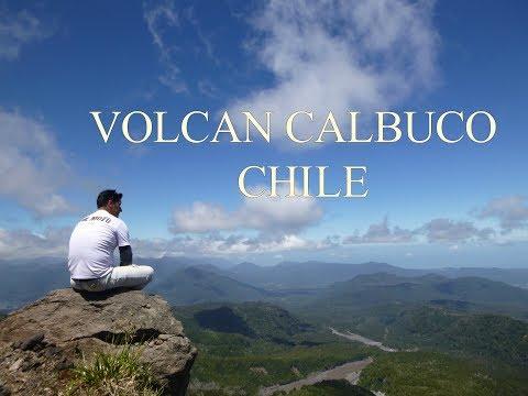 Extraña formación en Cumbre Volcán Calbuco y recorrido  2018 verano - soul moto