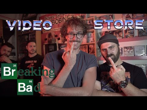 BREAKING BAD ( feat. Bapt & Gael ) - VIDEOSTORE #6