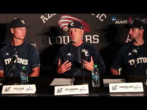 2018 Baseball West Regional Game Six: UCSD VS. CBU - UCSD Press Conference