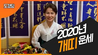 [서울점집][용한점집] 2020년 개띠 총 운세[도경당…