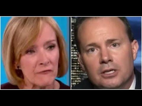 Sen. Mike Lee GLORIOUSLY Obliterates Biased Liberal PBS Hack Judy Woodruff