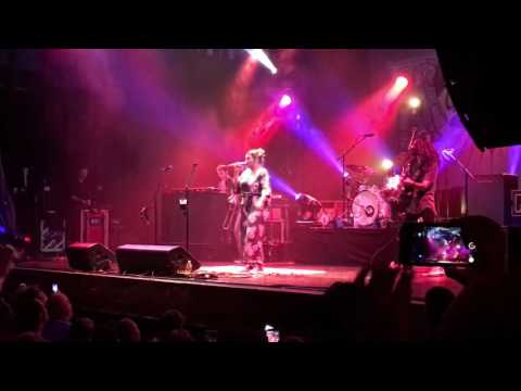 Elle King/America's Sweetheart/House of Blues Orlando/11-10-16