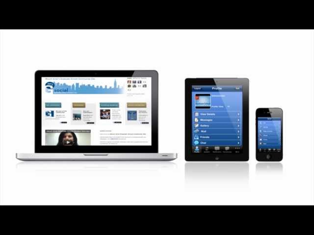 MyGMobile iPhone and iPad Promotional Video