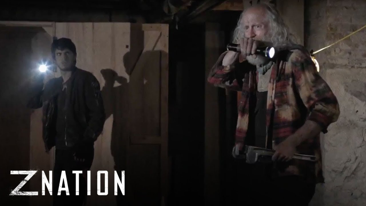 Download Z NATION   Season 4, Episode 5 Clip: Moving Up   SYFY