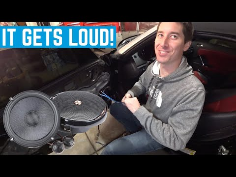 FIXING My CHEAP Saturn Sky Redline Monsoon/Infinity Kappa Audio System