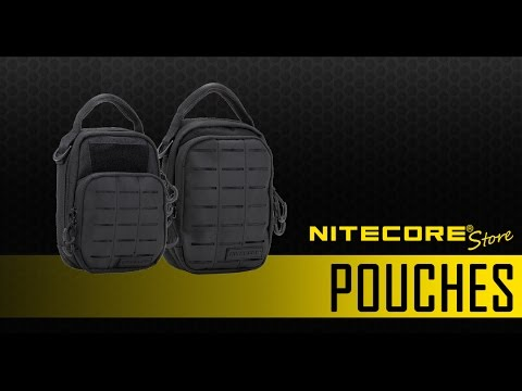 NiteCore Tactical Pouch NUP20