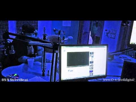 Cronikole 89.9 Street Beat -Freestyle -O4L DIGITAL