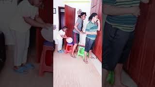 Funny Prank ?Must Watch Eid Special New Comedy Video 2021 Amazing Funny Video My Family Busy Fun Ltd