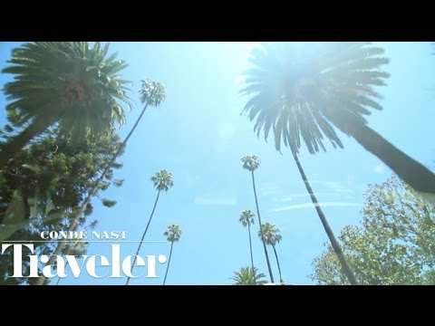 A Day in Los Angeles