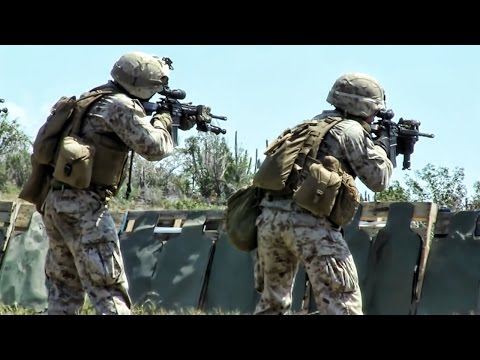 Marines & Guns • Time To Play At Guantanamo Bay