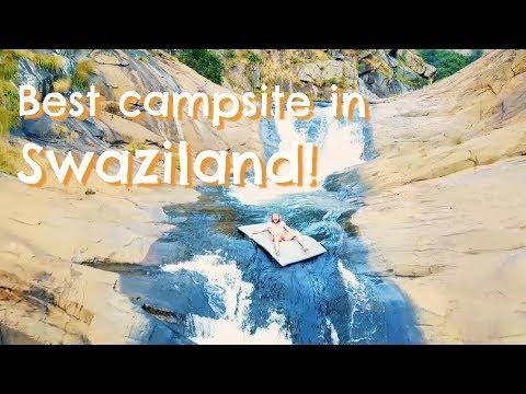 VLOG 07- Best campsite in Swaziland!