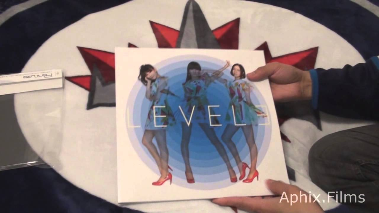 Perfume Level 3 Yellow Vinyl Unboxing Youtube
