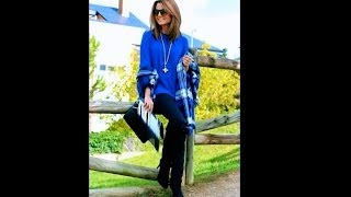 How To Wear Indigo Blue Combinations - Fashion Inspirations fashion...
