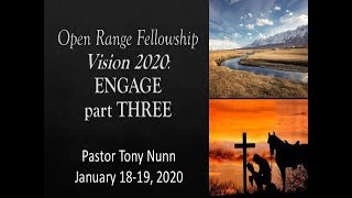 Vision 2020: Engage, Part 3