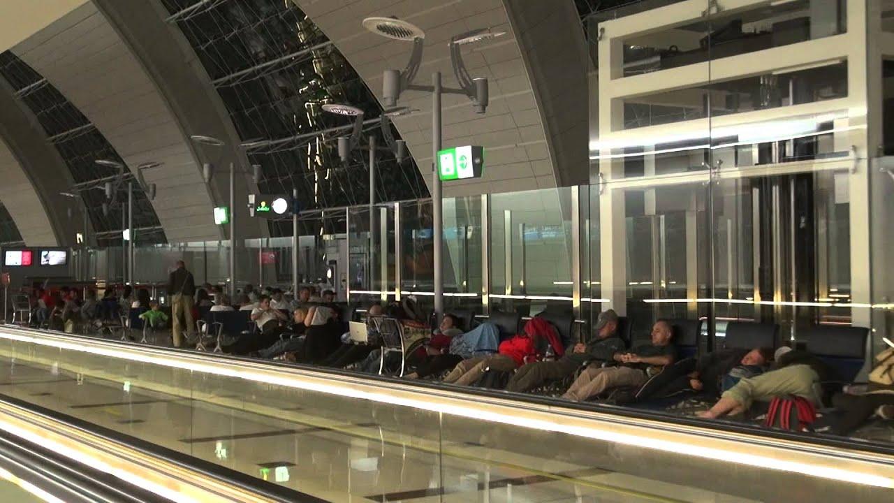 Dubai International Airport Youtube