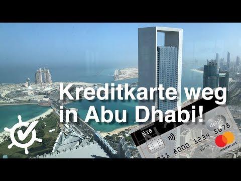 Kreditkarte weg in Abu Dhabi! Vlog #5 - Mein Schiff 5 (2018)