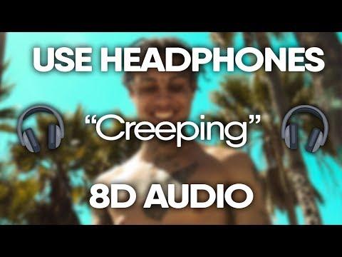 Lil Skies - Creeping (8D AUDIO) 🎧