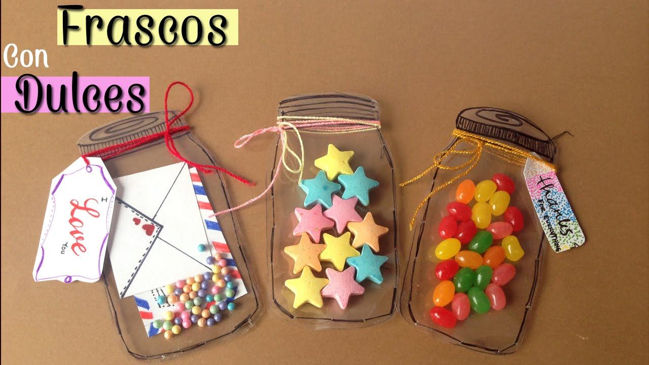 Regalo original para tus amigos frascos con dulces - Regalos de boda originales para invitados ...