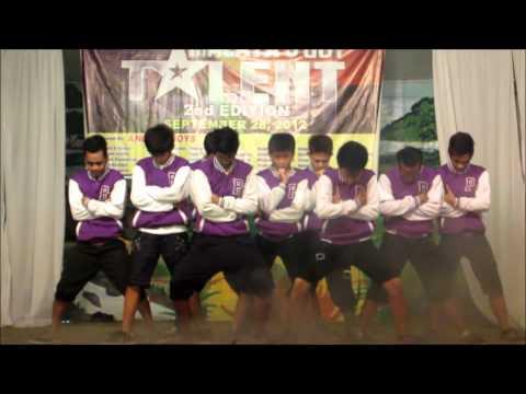 Pitch Control @ Malaya Got Talent 10-28-12
