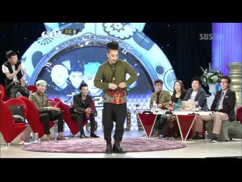 Taeyang :: Cooking Dance (G.O.S.H.O.W) [HD]