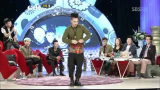 Taeyang :: Cooking Dance (G.O.S.H.O.W) [HD]