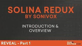 Sonivox Solina Redux | First Look | Arp Solina String Ensemble Synth | Part 1