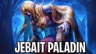 Jebait Paladin - Countering Shudderwock Shaman [Hearthstone]