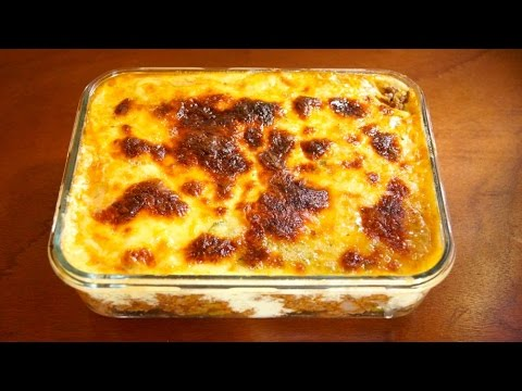 Delicious Paleo Moussaka Recipe