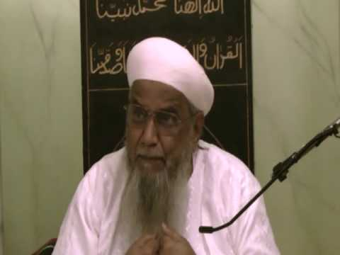Mahdavia Response Part 128 Tark-e-Duniya- Renounciation Of The World