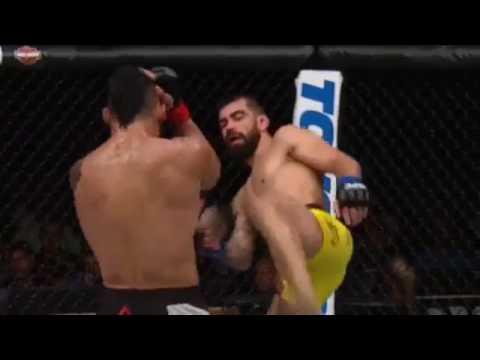 Lyman Good vs Elizeu Zaleski dos Santos UFC 22/07/2017