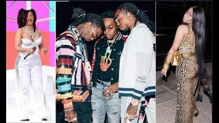 Migos Miss A Moment On Stage To End Nicki Minaj Cardi B Beef Leave Room For Speculation