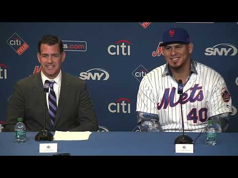 Wilson Ramos Press Conference