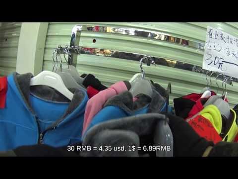 jackets - clothes with hood at 4 dollar - made in china - sell in shenzhen