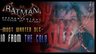 Batman Arkham Knight: Season of Infamy DLC - In From the Cold Walkthrough (Mr Freeze) thumbnail