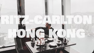The Ritz-Carlton, Hong Kong │ 5-star Hotel