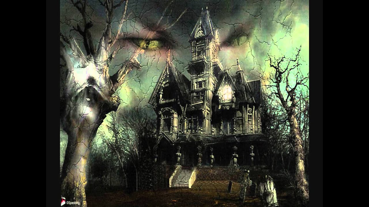 Haunted House 3d Live Wallpaper Download Halloween Music Metal Theme Youtube