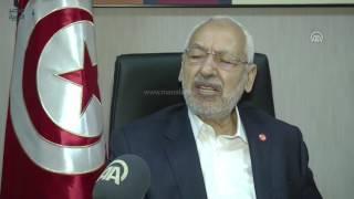 مصر العربية | الغنوشي للأناضول: التوافق في ليبيا