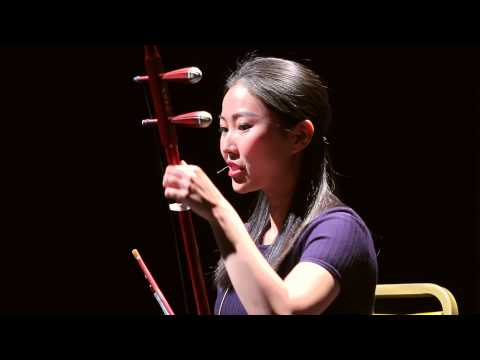 This is my instrument. This is my music. | Chuan Qin | TEDxUCR