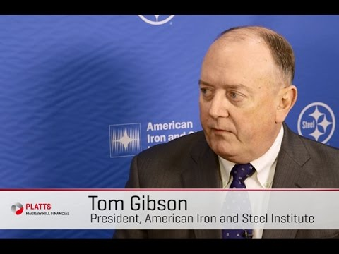 Platts video special -- Interview: AISI president on the prospects for global steel markets