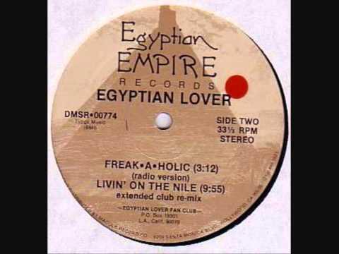Egyptian Lover - Livin' On The Nile (Extended)