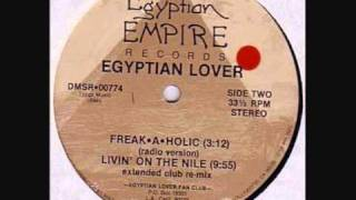 Egyptian Lover - Livin